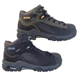 MAGNUM RX Mid Waterproof Lace Up Safety Boots MRM100