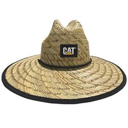 CAT® Workwear Natural Sea Grass Straw Hat P010050
