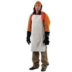 ProChoice PyroMate® Chrome Leather Welder's Apron WA96 WA108