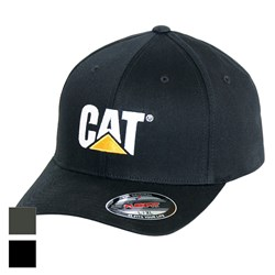 CAT® Trademark Stretch Fit Cap W01700