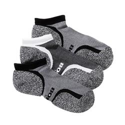 BONDS Low Cut Sock (Pk 3)