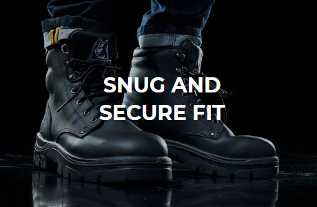 Snug and Secure Fit
