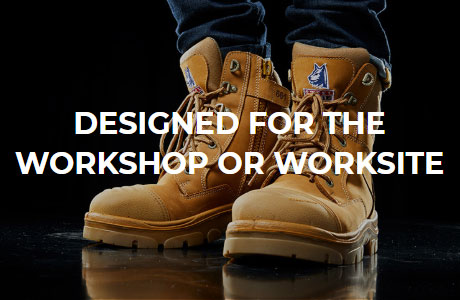 Designed For The Worshop or Worksite