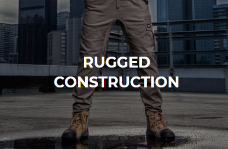 Rugged Construction