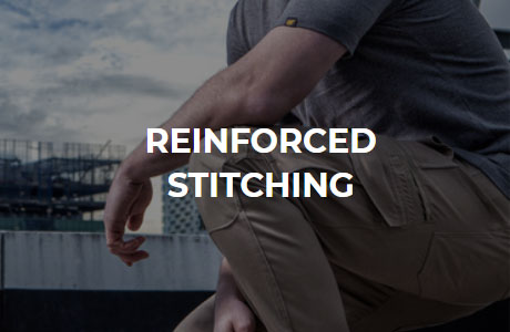 Reinforced Stitching