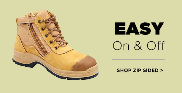 Shop Zip Sided Footwear
