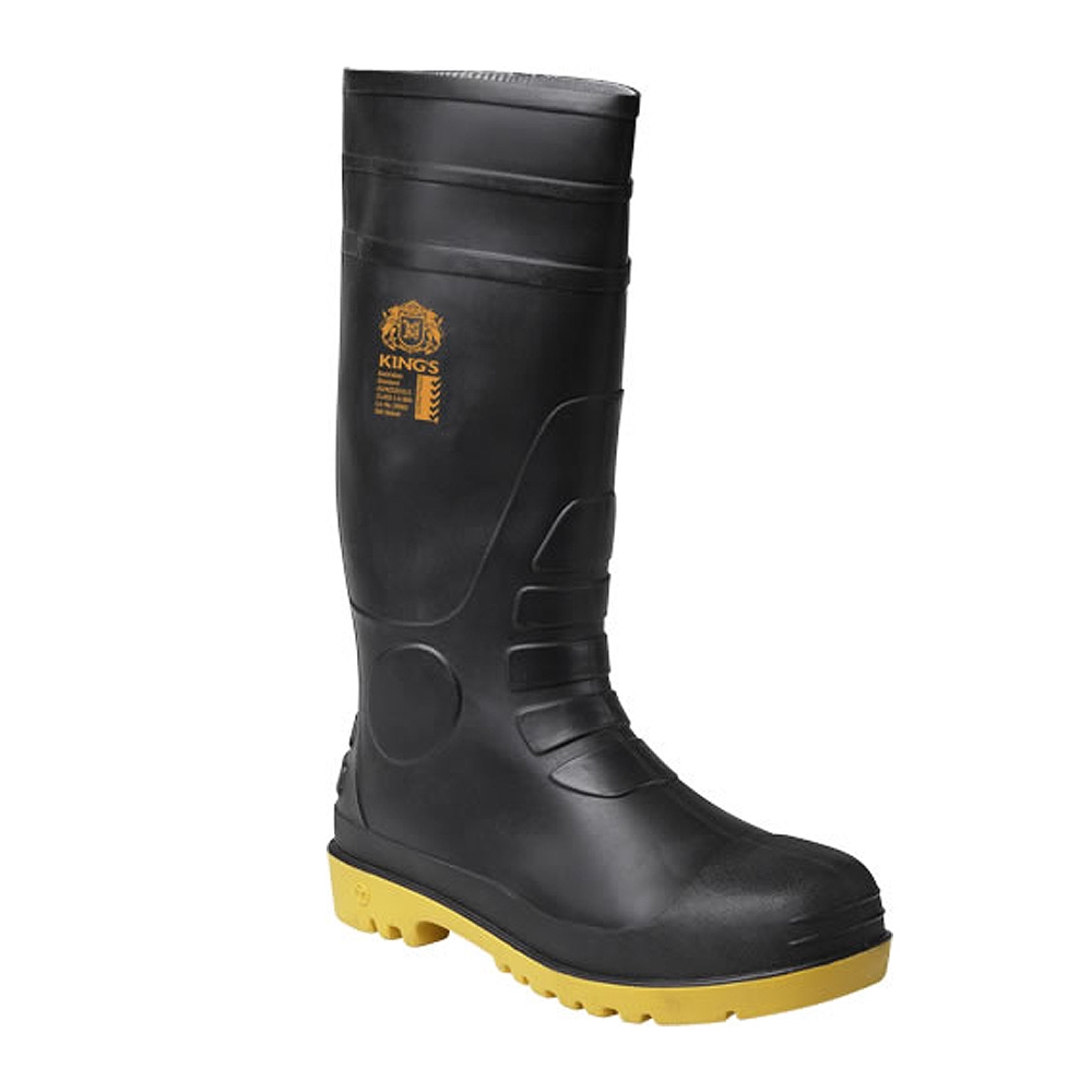 4e5bce0db35 Kings 10-100 Safety Gumboot