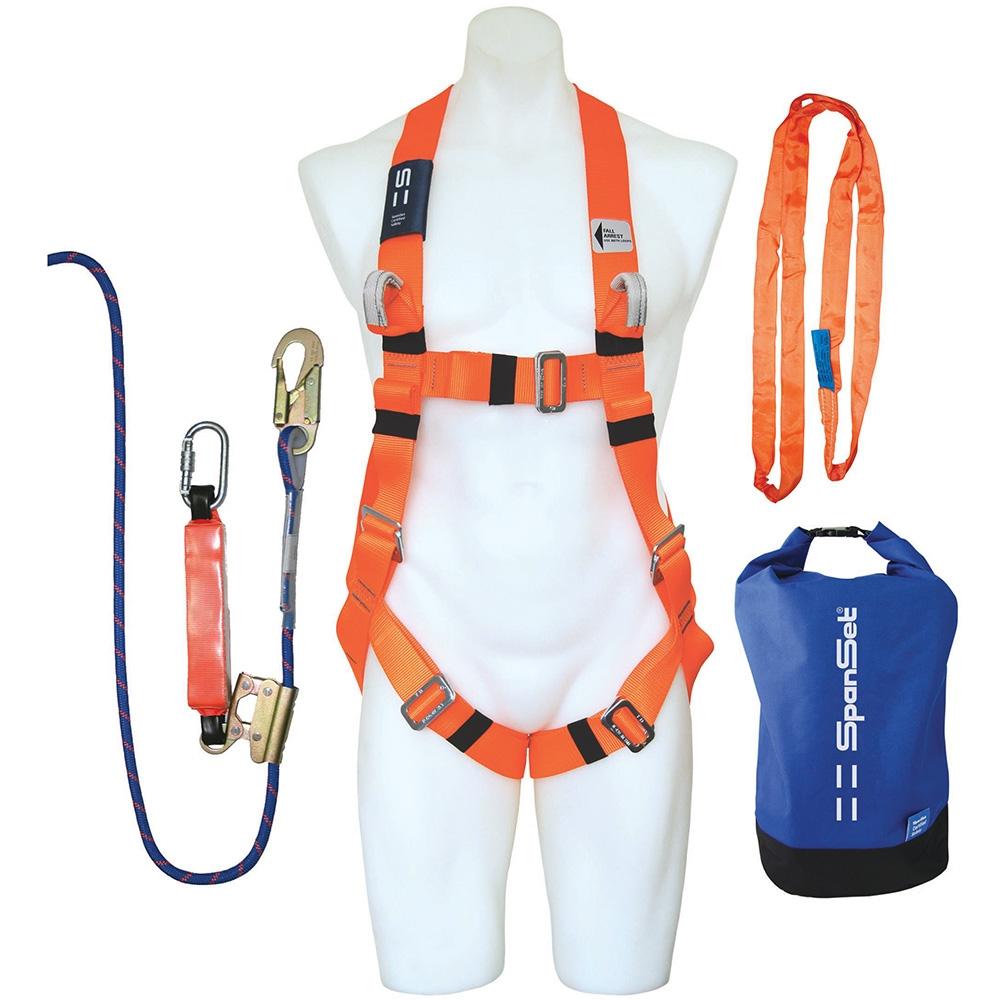 SpanSet® 6001SA SPECTRE Roofers Safety Kit