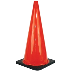 Plain Traffic Cone 700mm