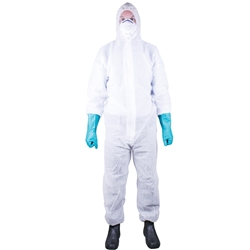 Blue Rapta SMS Type 5/6 Disposable Coverall