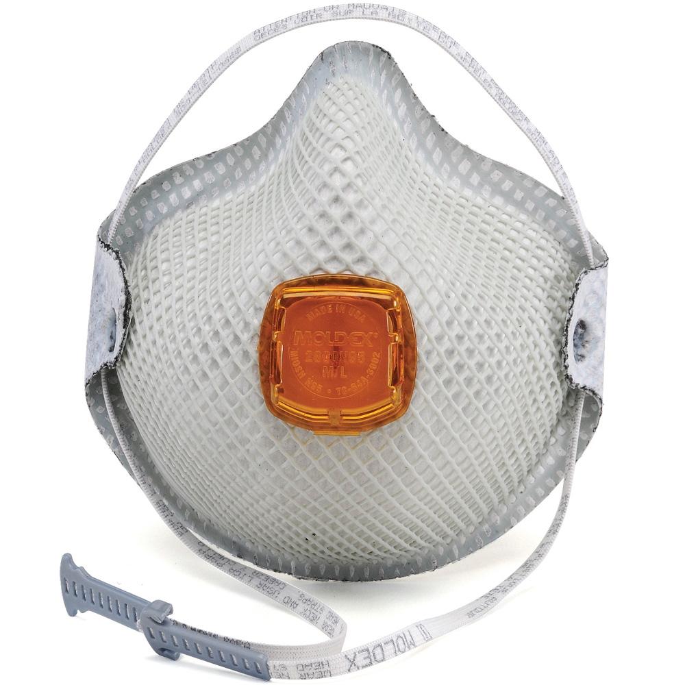 Outside Lights Nuisance: Moldex® HandyStrap® 2700N95 Ventex® Respirator Plus