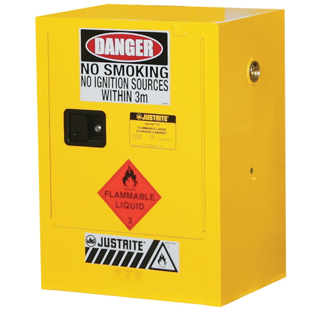JUSTRITE Compact 30L Flammable Liquid Storage Cabinet AU25714
