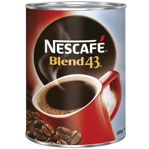 Nescafé Blend 43 Coffee 500gm Tin