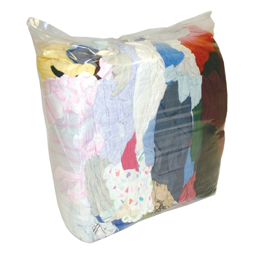 Bag of Workshop Rags 9kgs