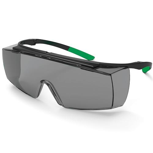 c56d32ed281 uvex Superfit OTG Grey Welding Safety Glasses Shade 3 Lens 9178 ...