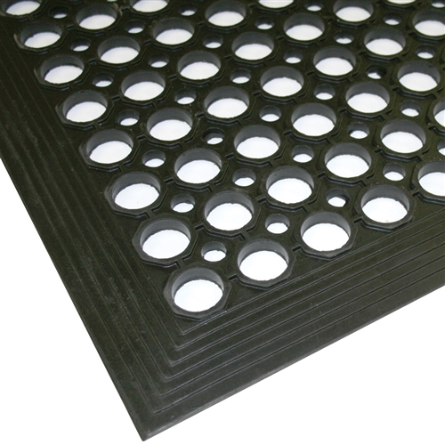 Anti Fatigue 0 9m X 1 5m Rubber Safety Mat