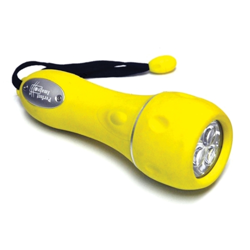 perfect image led waterproof floating torch