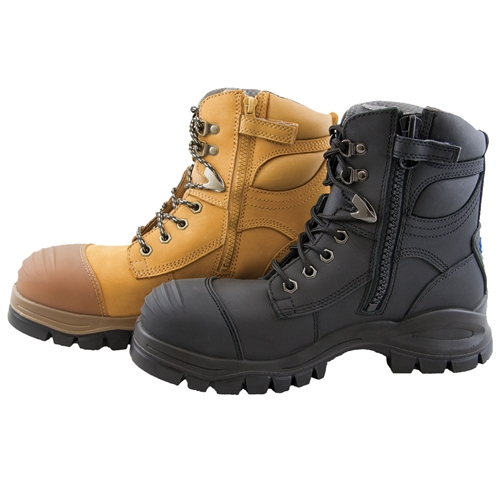 27ddec0c9f4 Blundstone 997 150mm Zip Sided Safety Boots