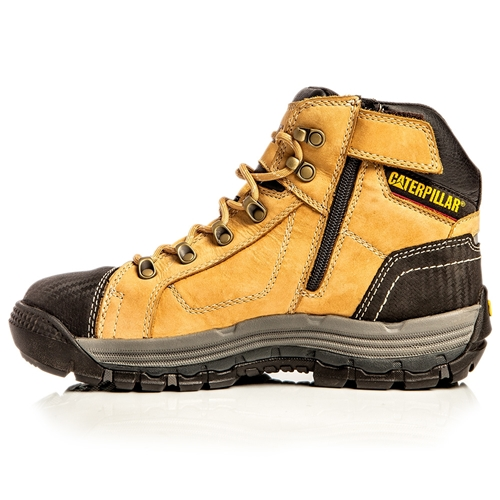 CAT® Footwear Convex Honey Z Sided Steel Toe Safety Boots 7099423cd