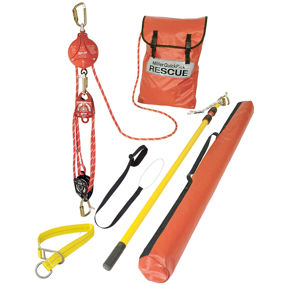 Miller 174 Quickpick 25m Rescue Kit M1070041