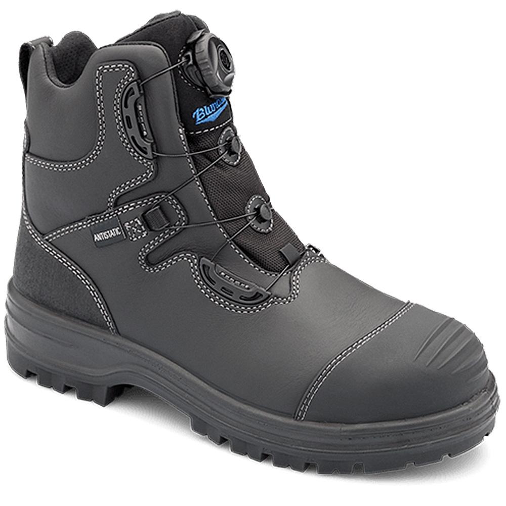 Blundstone 146 Anti Static Black Boa Safety Boots