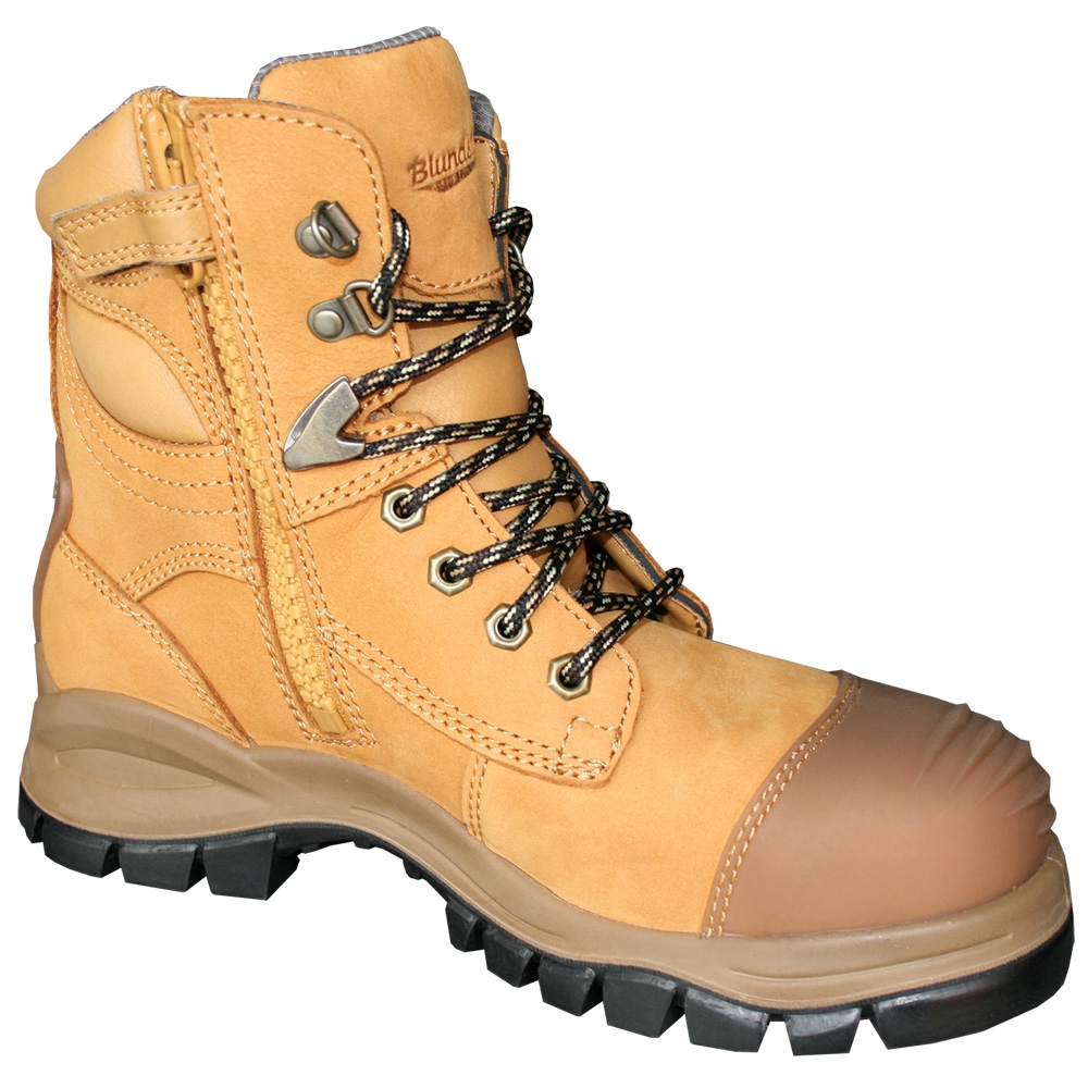 8be3450aeb7 Blundstone 997 150mm Zip Sided Safety Boots