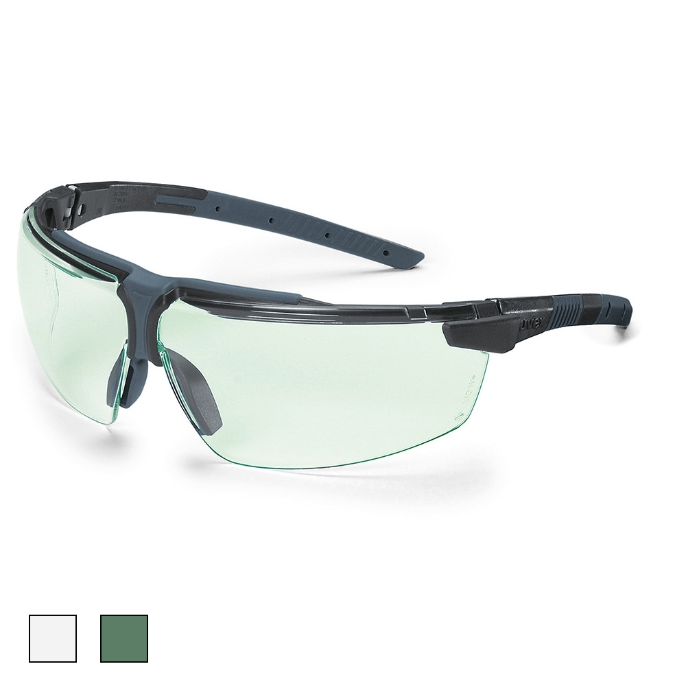 uvex i 3 variomatic safety glasses