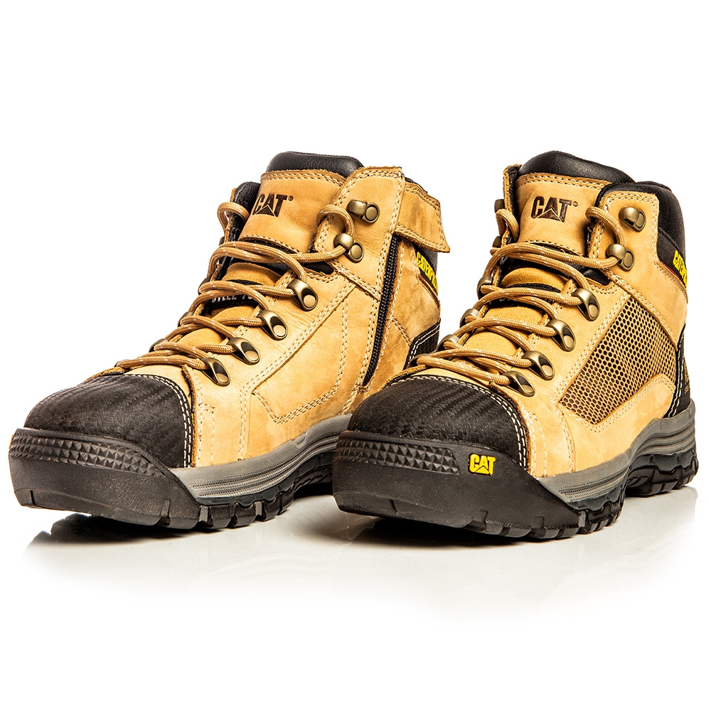 ... Convex Honey Z Sided Steel Toe Safety Boots ZOOM. CAT® ... fcf2615ba